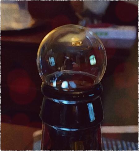 BottleBelowABottleOfBeerFrayedBokehFinal 2