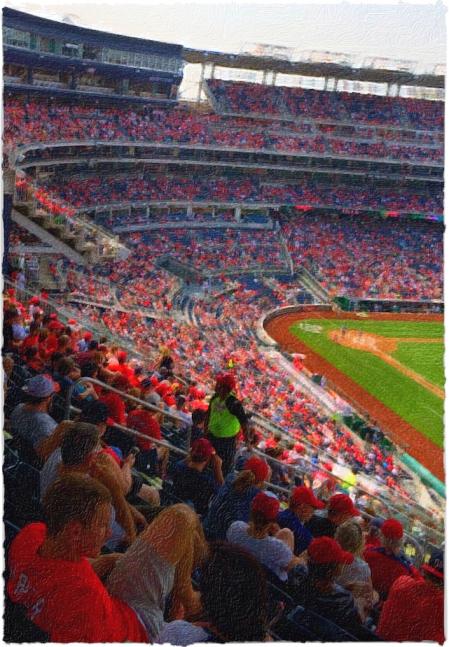 StadiumPointillismFlareBrushup 2